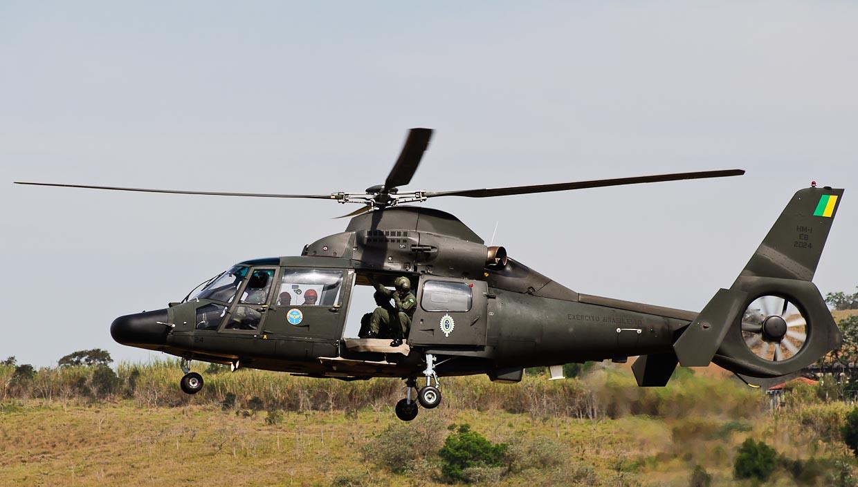 Exército Brasileiro (EB) aprova a modernização do Pantera