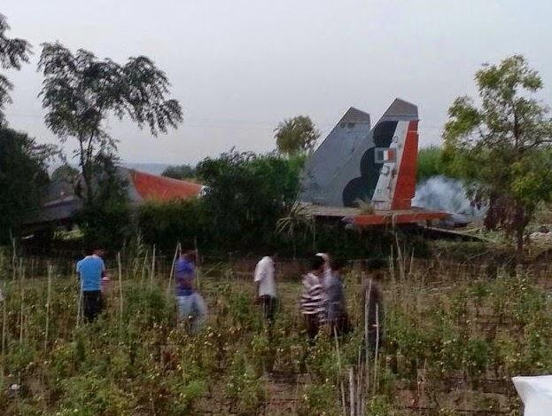 Su-30 CRASH 3