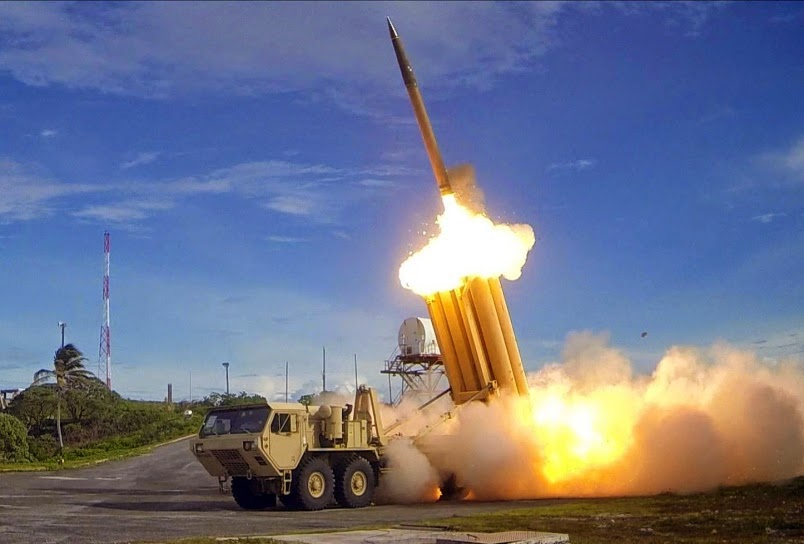THAAD missile defense system being considered for South Korea