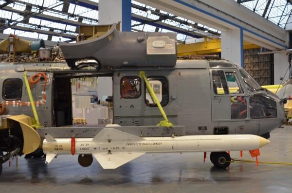 Euronaval 2014 – Marinha do Brasil (MB) adquire mísseis AM-39 e SM-39 da MBDA