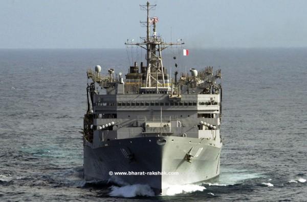 Marinha Canadense quer comprar dois T-AOE da US Navy