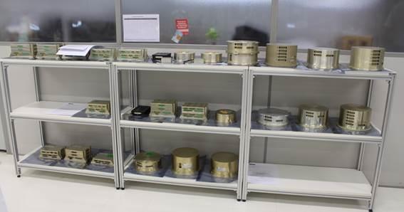 Mectron entrega equipamentos para a Plataforma SARA Suborbital