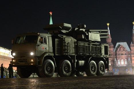 Brasil desenvolve concorrente do sistema antiaéreo Pantsir-S1