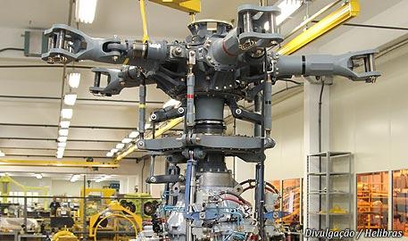 Helibras e Airbus Helicopters realizam com sucesso retrofits do EC225 e HC725