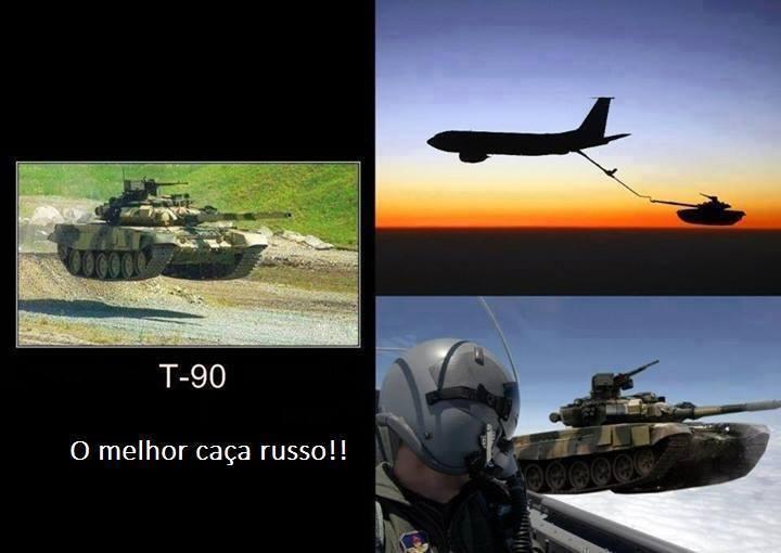 Humor: Russos, fazendo russises
