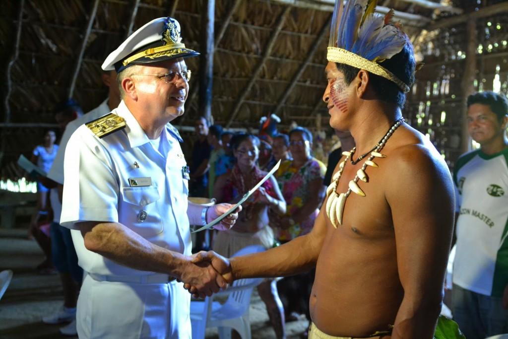 vice-almirante Domingos Sávio Almeida Nogueira