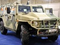 Video: GAZ Tigr-M  4×4 Russo.