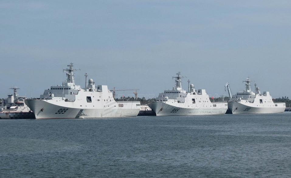 China Infatary Naval (1)