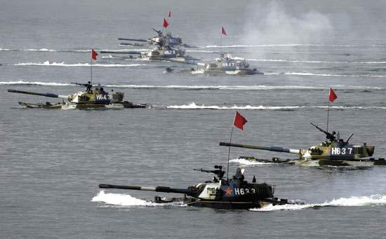 China Infatary Naval (3)