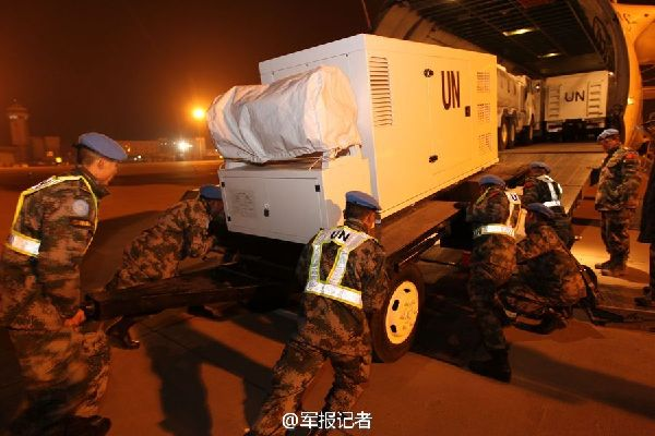 Chinese Peacekeepers (1)