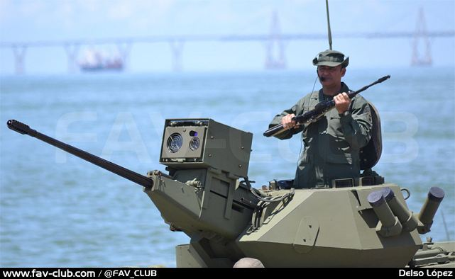 EE-11_Urutu_6x6_armoured_vehicle_personnel_carrier_Venezuela_Venezuelan_army_002