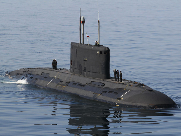 Islamic-Republic-of-Iran-Navy-IRIN-Kilo-naval-diesel-electric-submarine-Project-636