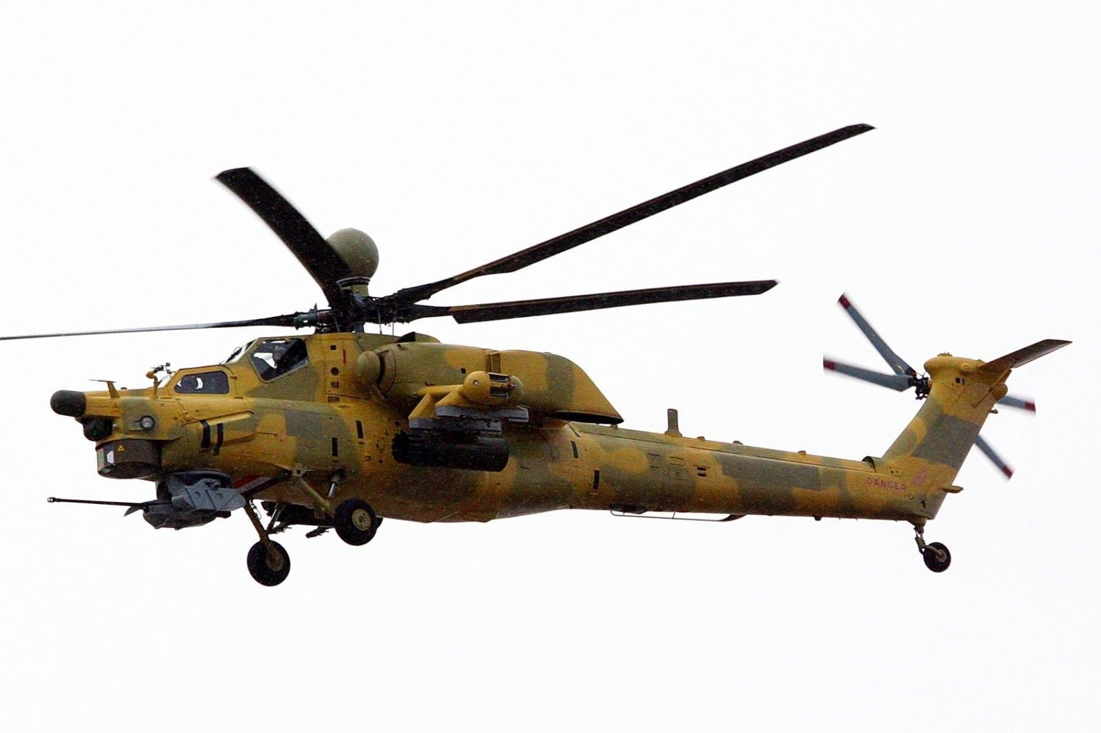 Helicopteros del Ejercito - Página 6 Mi-28-Iraq-2
