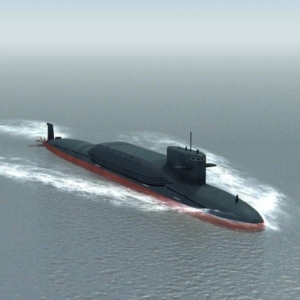 Futuro SSBN chinês transportará 24 mísseis Intercontinentais