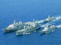 China Lança Três Navios em um único dia.