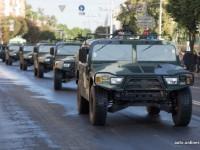 Rapidinhas da China: China poderá vender veículos militares a Namíbia.