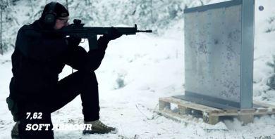 Vídeo: Sistema Soft Armour da Saab
