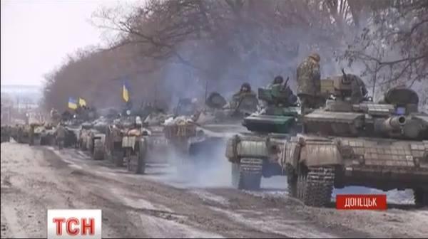 Urgente: Exército Ucraniano lança ofensiva em Donbass rompendo o cessar fogo