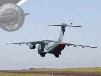 Vídeo oficial do primeiro voo do KC 390