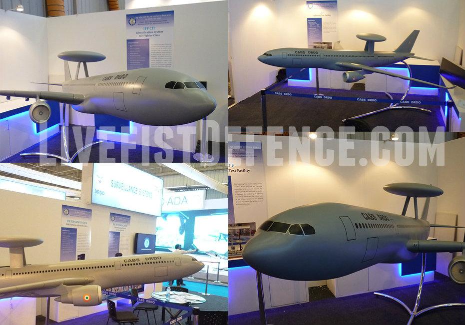 Esforço Indiano para a nova Aronave AWACS