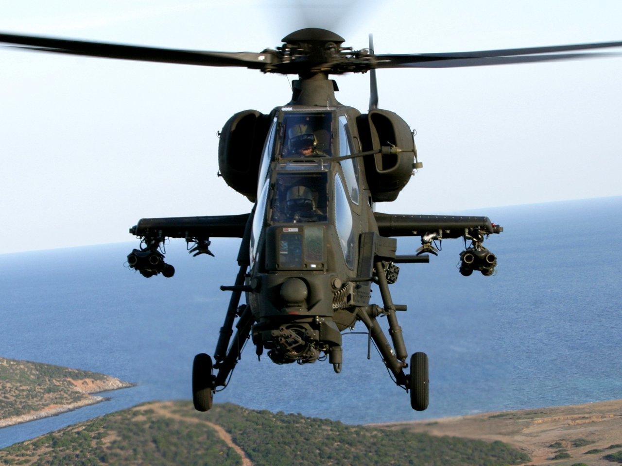 Agusta A129 Mangusta  (1)