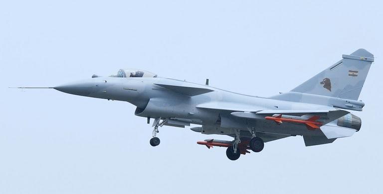 Para especialista J -10B Seria o caça mais indicado para Argentina