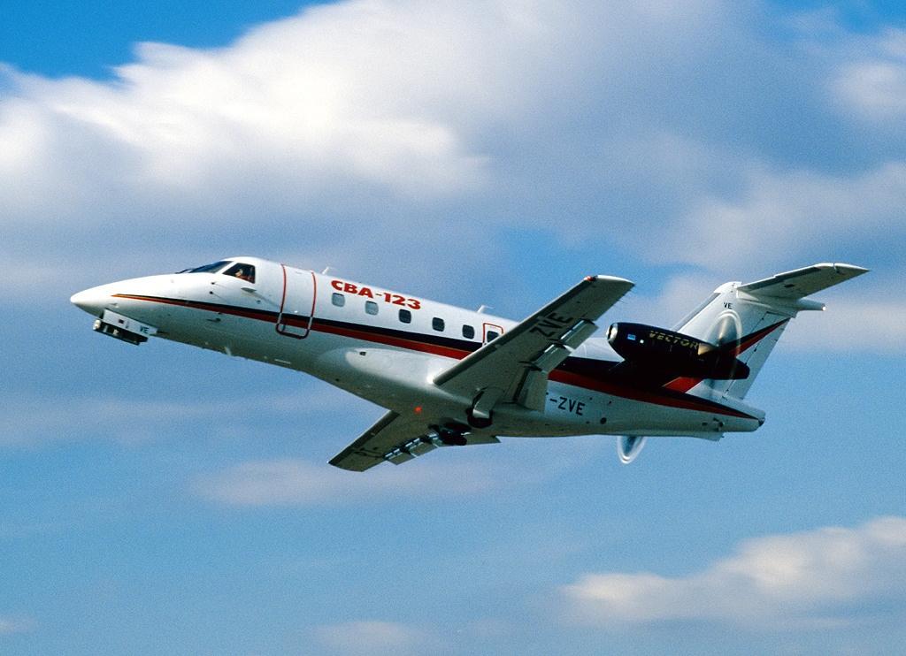 Embraer-FMA_CBA-123_Vector_(IA-70_Parana)_(PT-ZVE)