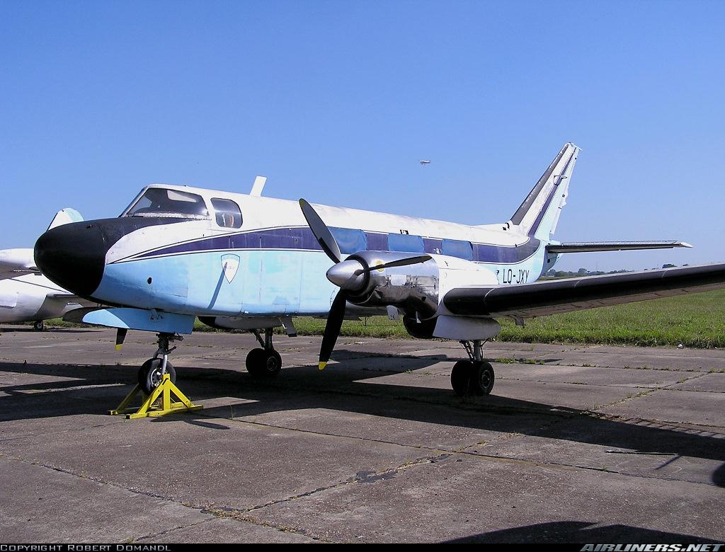 FMA IA-50 Guarani II