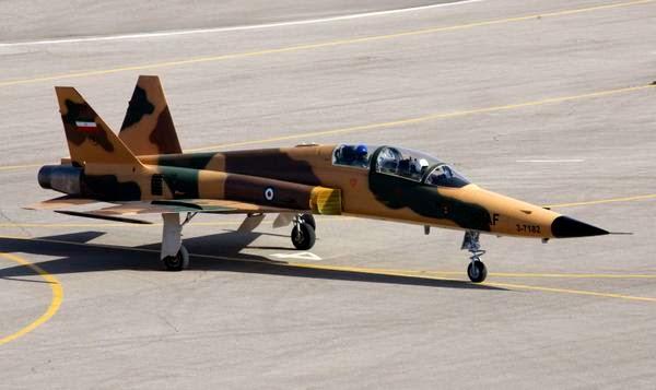 Iran unveils new Saeqeh 2 fighter jet 2