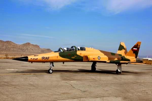 Iran unveils new Saeqeh 2 fighter jet 4