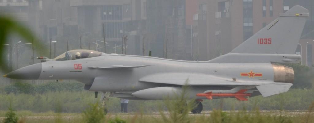 Jian-10 (J-10B) AESA RADAR fc-20 PLAAF PAF (5)