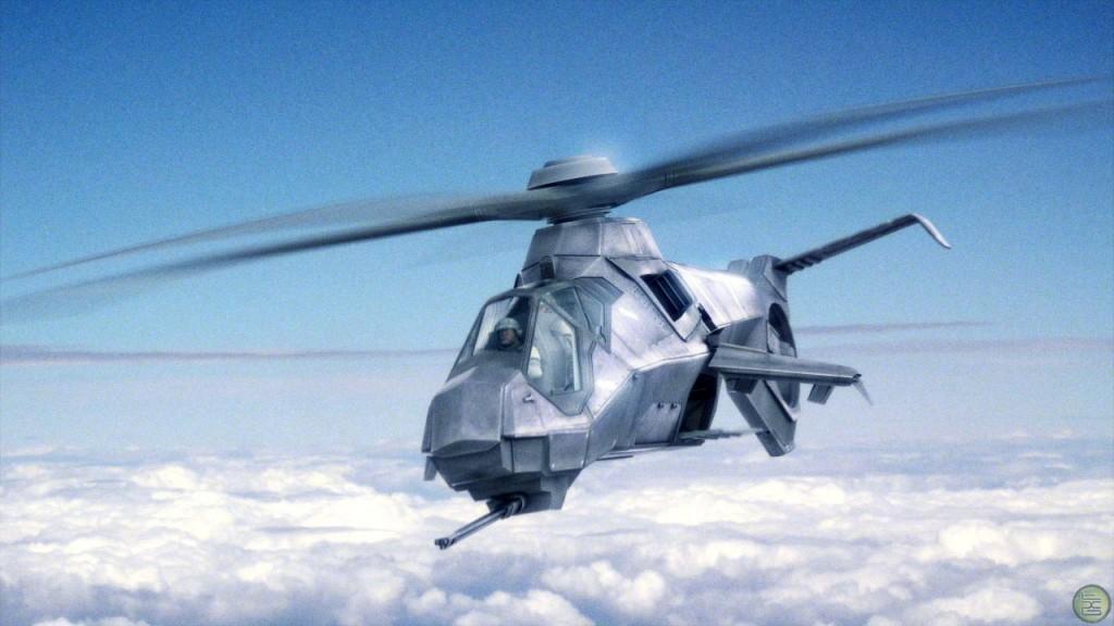Russian Helicopters JSC está desenvolvendo um helicóptero de 5ª Geração Furtivo