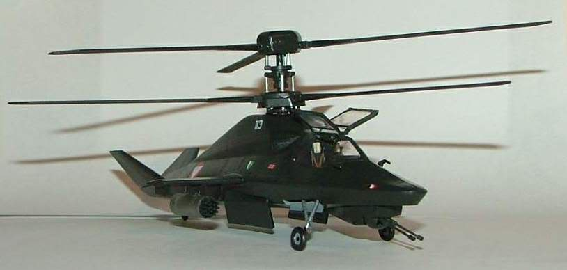 Stealth helicopter (2)
