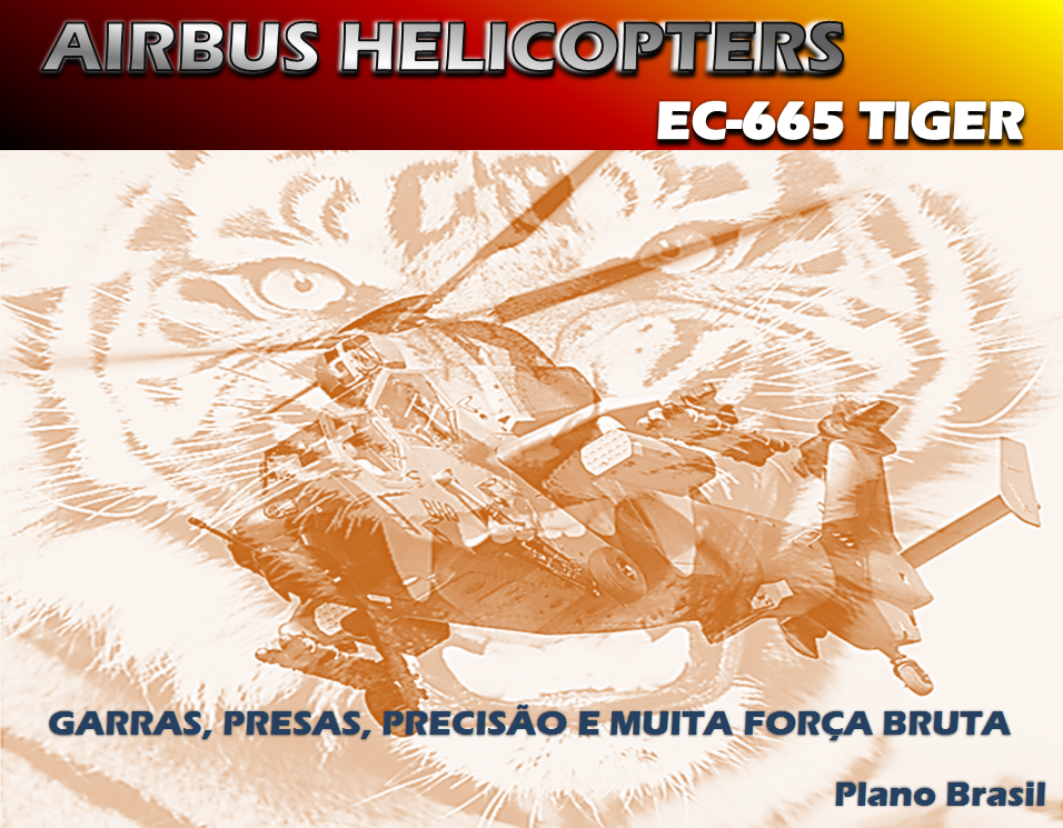 Em breve na série AH-X BR