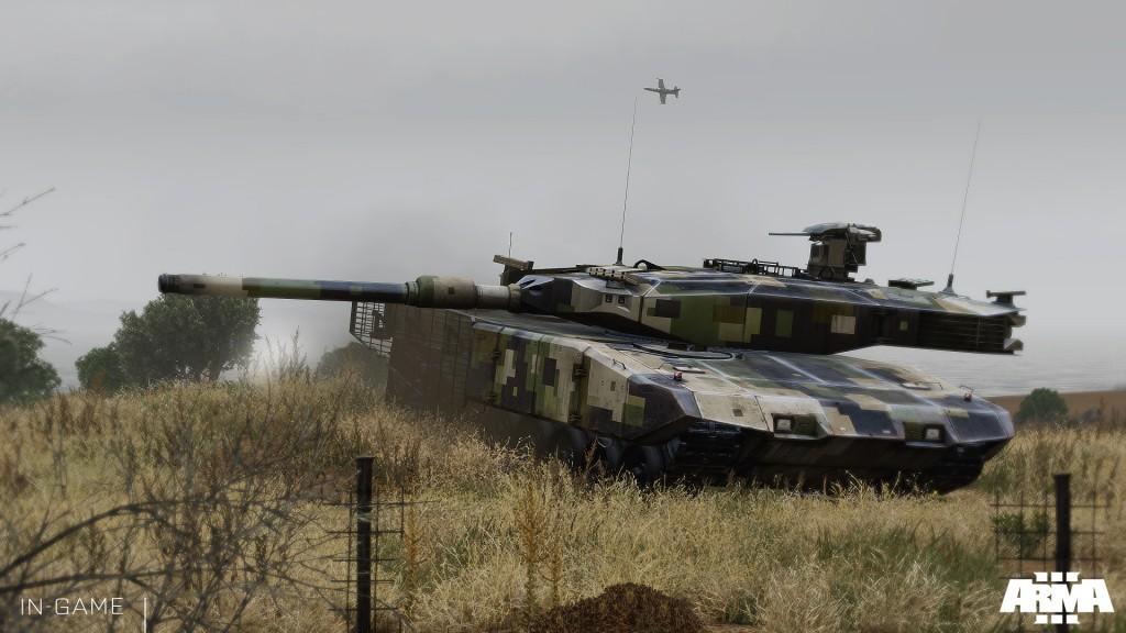 Passou desapercebido: Alemanha dá sinal verde ao desenvolvimento do carro de combate de nova Geração