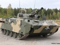 Video: BMD-4M Veiculo de Combate de Infantaria Aerotransportado