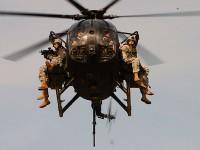 Vídeo: Infiltração com MH-6 Little Bird