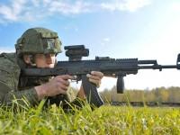 Kalashnikov AK-12  e selecionado como o novo fuzil padrão das Forças Armadas da Russia.
