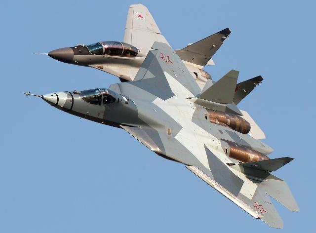 Rússia e Índia chegam a um consenso sobre o programa PAK-FA FGFA