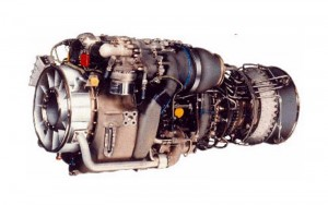 Turbina General Eletric T700 GE 401C