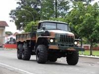 Vídeo: Linha de Montagem dos Caminhões Ural.
