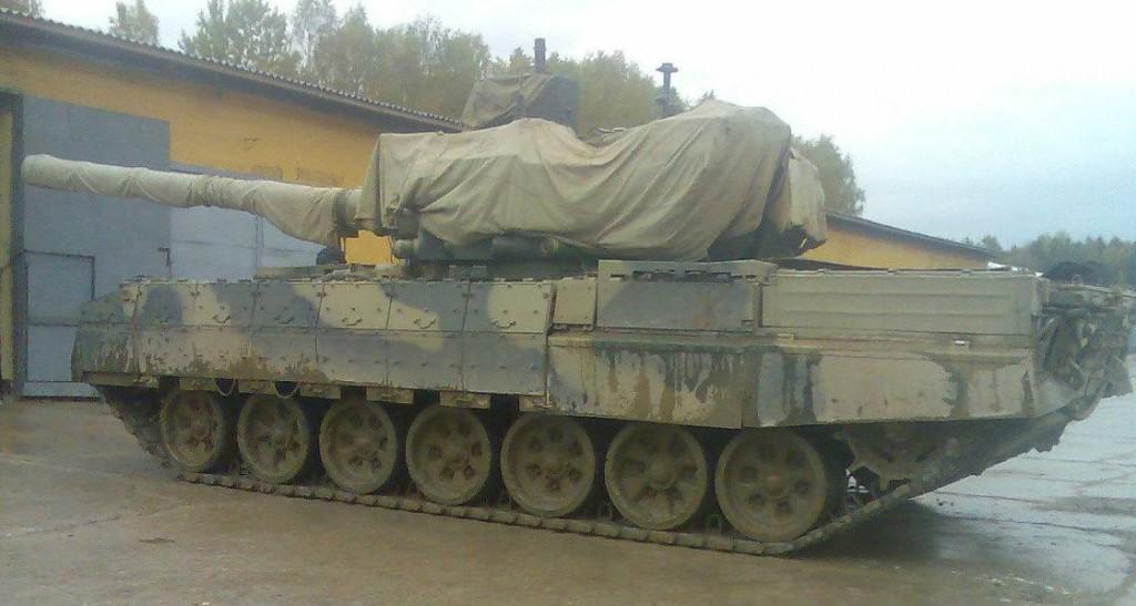 MBT ARMATA