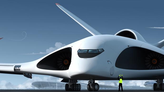 Futurístico e ousado: RT revela um conceito para o PAK -TA a aeronave que revolucionará o transporte militar Russo