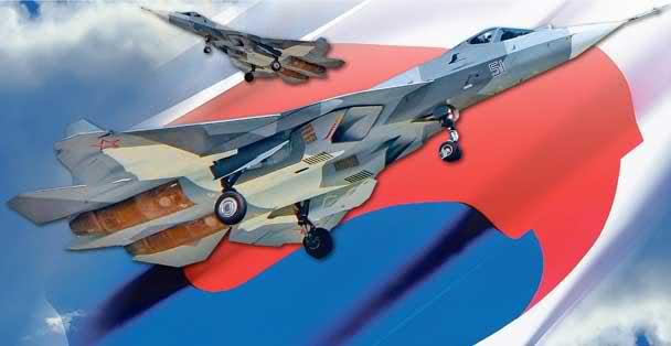 Produção em série do caça russo de quinta geração começará em 2016