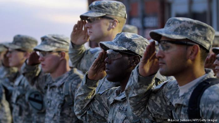 """""""Estado Islâmico"""" ameaça militares americanos de morte"""