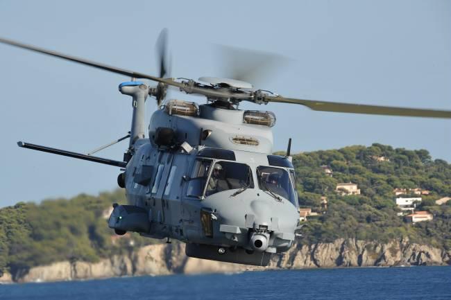 Marinha Alemã encomenda helicópteros navais