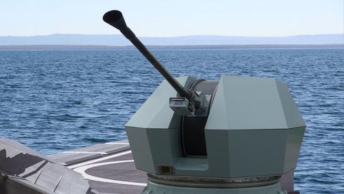 BAE Systems vai fornecer canhões navais para a Marinha do Brasil