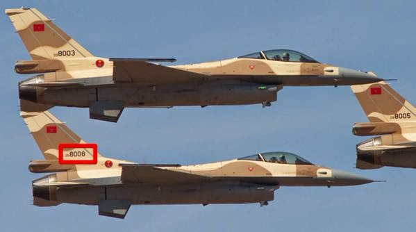 Moroccan F-16 jet from Saudi-led coalition crashes in Yemen 3