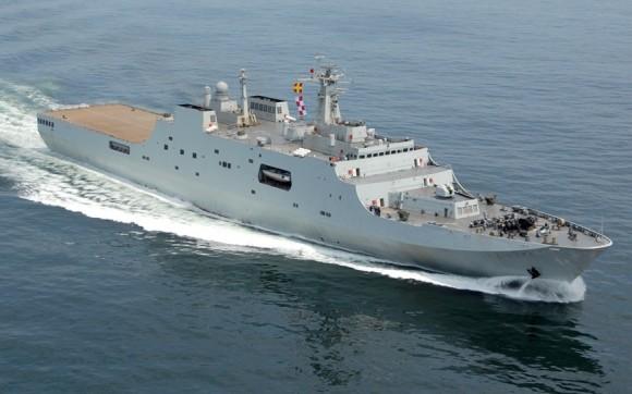 """Plano Brasil/Análise: """"Ideia de adquirir 'navios asiáticos' é levada ao Comandante da Marinha"""""""