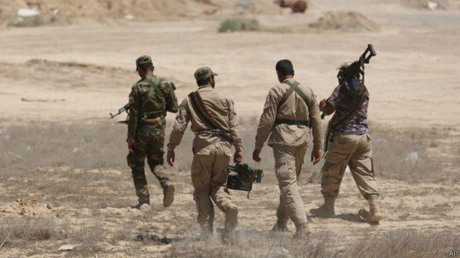 Falsa batalha inventada nas redes sociais engana 'EI' e opositores no Iraque